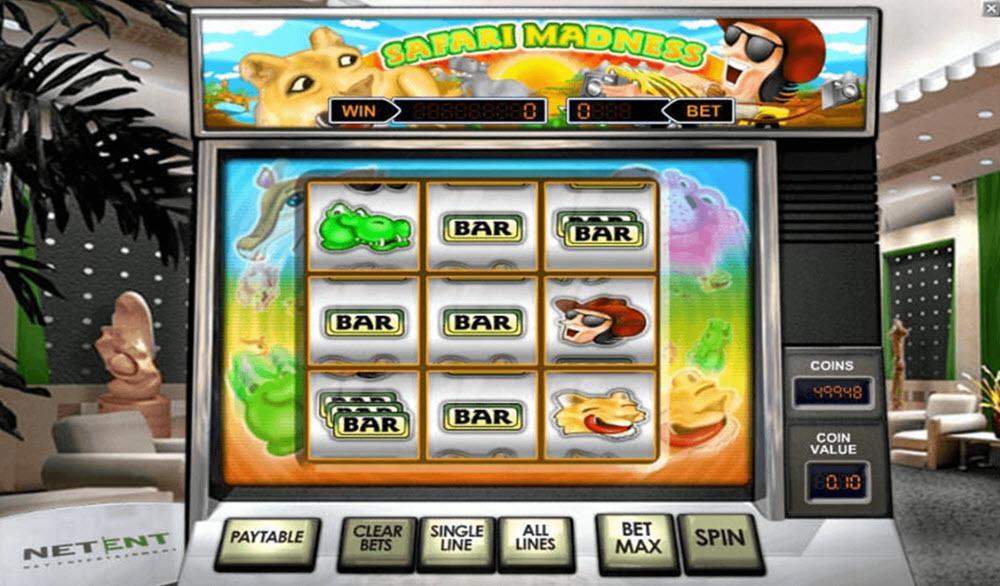 Safari Madness casino slot