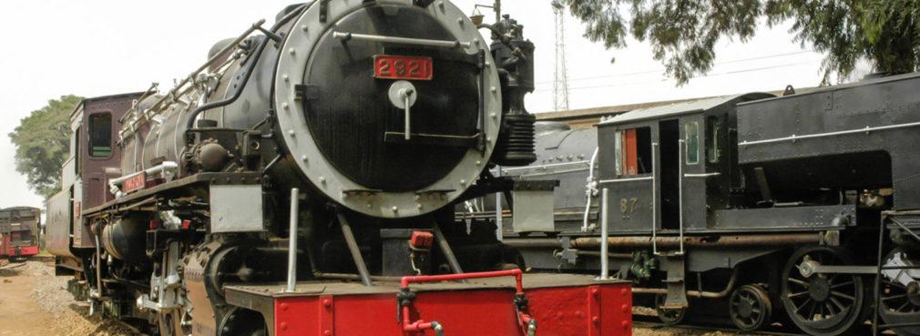 Nairobi railway station & railway museum