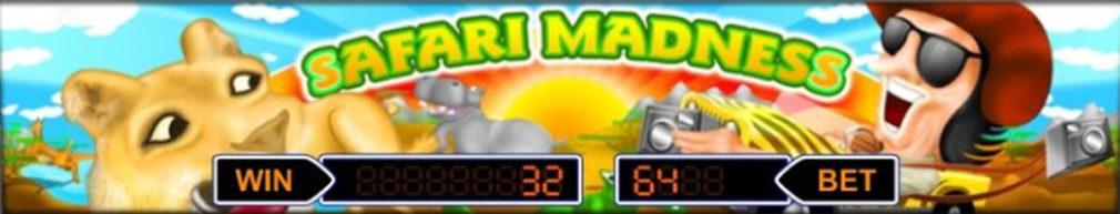 Safari Madness Slots